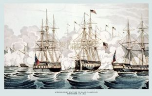 Clipper Ship Prints Published by George F. Nesbitt & Co., New York.